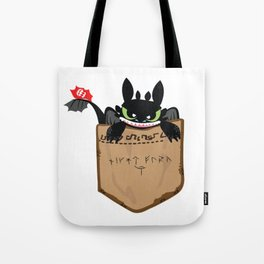NightFury Tote Bag