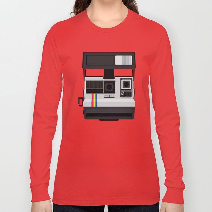 Polaroid Supercolor 635CL Long Sleeve T-shirt