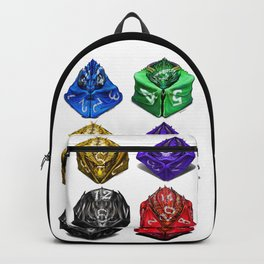 Dragon Dice poster T-Shirt Backpack
