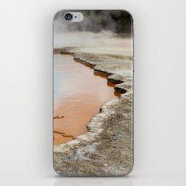 Champagne Pool iPhone Skin
