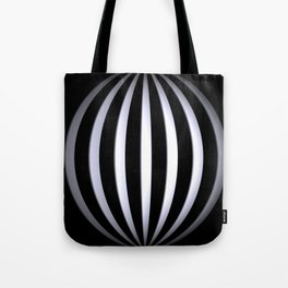 black-and-white -03- Tote Bag