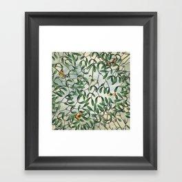 UTAKI Framed Art Print
