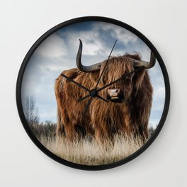 Highlander 2 Wall Clock