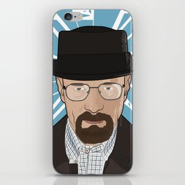 Heisenberg (Walter White, Breaking Bad) iPhone Skin