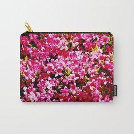 Azalia Flowers Painting Carry-All Pouch