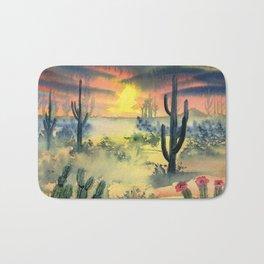 Desert Twilight Bath Mat