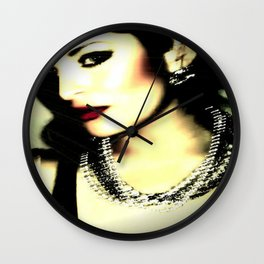 Glam Wall Clock