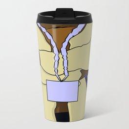 Bearr Metal Travel Mug