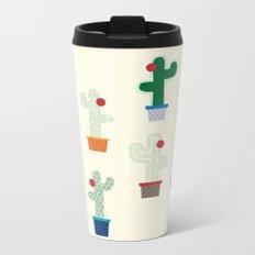 The Cactus! Metal Travel Mug
