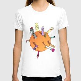 Rotten Moon T-shirt