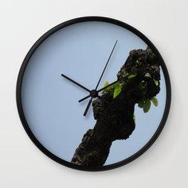 Poplar Branch Wall Clock