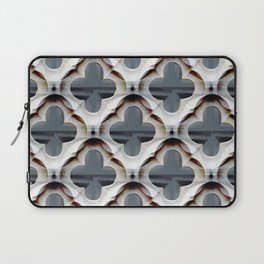 Gothic Trellis Pattern ( large motifs) Laptop Sleeve
