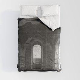 Ruined altar Comforters