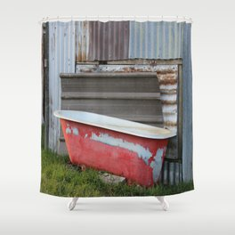 Rural Australia 1 Shower Curtain