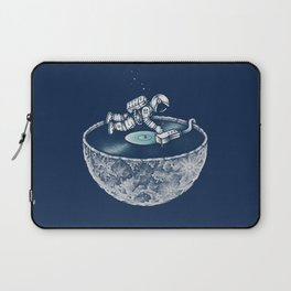Space Tune Laptop Sleeve