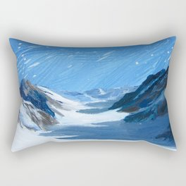 Jung Frau Rectangular Pillow