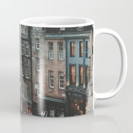 Golden Hour in Edinburgh Coffee Mug