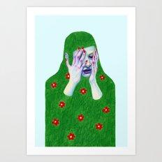 Sad Spring Art Print