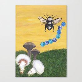 BEE-lieve Canvas Print