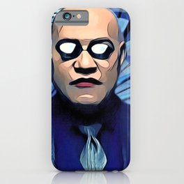 Morpheus Pill Red Blue Choice Hypnotic Presence Double iPhone Case