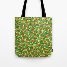 Peas, Carrot & Corn Tote Bag
