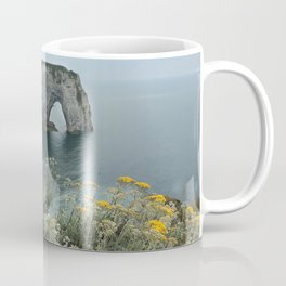 Etretat, France - Coast Coffee Mug