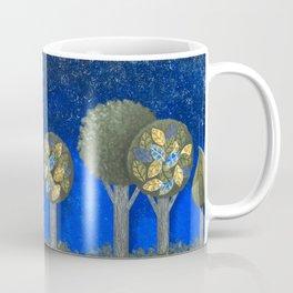 Night Grove Coffee Mug
