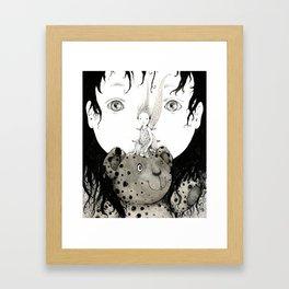 Amelia Framed Art Print