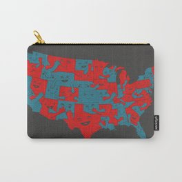 United We Hug Carry-All Pouch