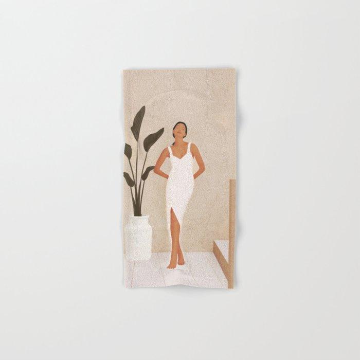 That Summer Feeling III Hand & Bath Towel