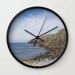 Beach Lewis and Harris 1 Wall Clock