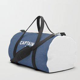 Captain Nautical Quote Duffle Bag