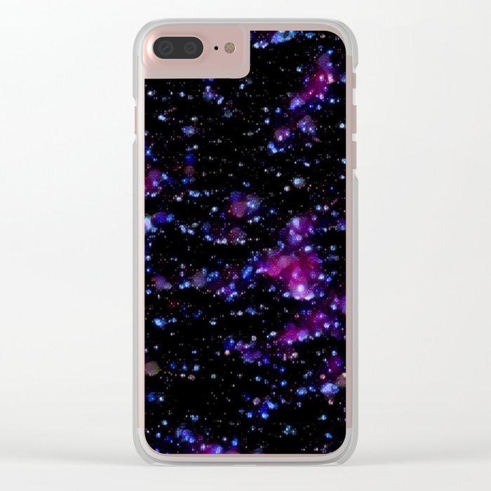 leggings-242 Clear iPhone Case