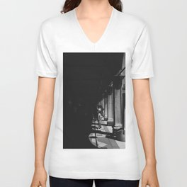 From the shadows 2 Unisex V-Neck