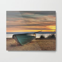 Where do you want to go? Metal Print