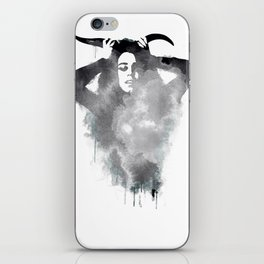 possession iPhone Skin