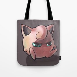 The Puff Tote Bag