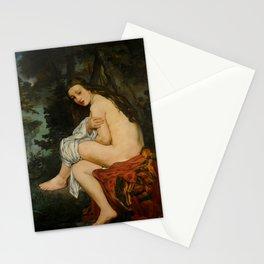 "Édouard Manet ""La Nymphe surprise (Nymph Surprised)"" Stationery Cards"