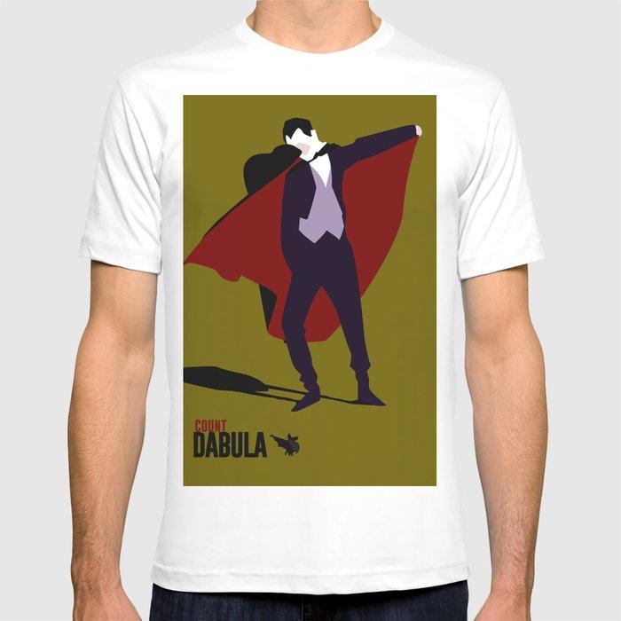 98118e9c COUNT DABULA T-shirt by douglaswallacedesigner | Society6