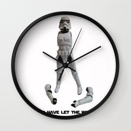 Loser Wookie Wall Clock