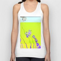 palm trees Tank Tops featuring Palm Trees by LeeandPeoples