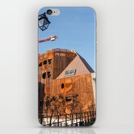Lille architecture blue sky iPhone Skin