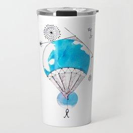 Viaje en Globo Travel Mug