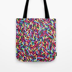 Encrusted With Sprinkles Tote Bag