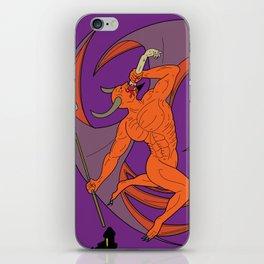 Garita del Diablo iPhone Skin