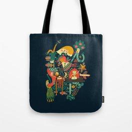 Crazy dream Tote Bag