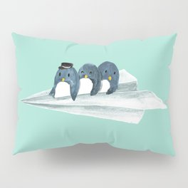 Let's travel the world Pillow Sham