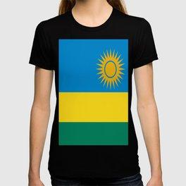 Flag of Rwanda T-shirt