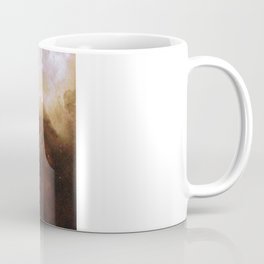 Lady in Space III Coffee Mug