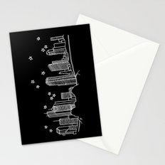 Houston, Texas City Skyline Stationery Cards